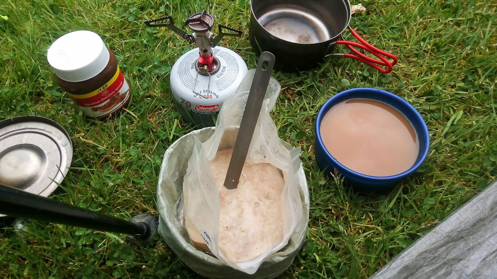 On a cold and miserable day, a brew and hot food lift morale. An efficient and reliable stove then proves to be vital. The MSR Pocket Rocket 2 is such a stove