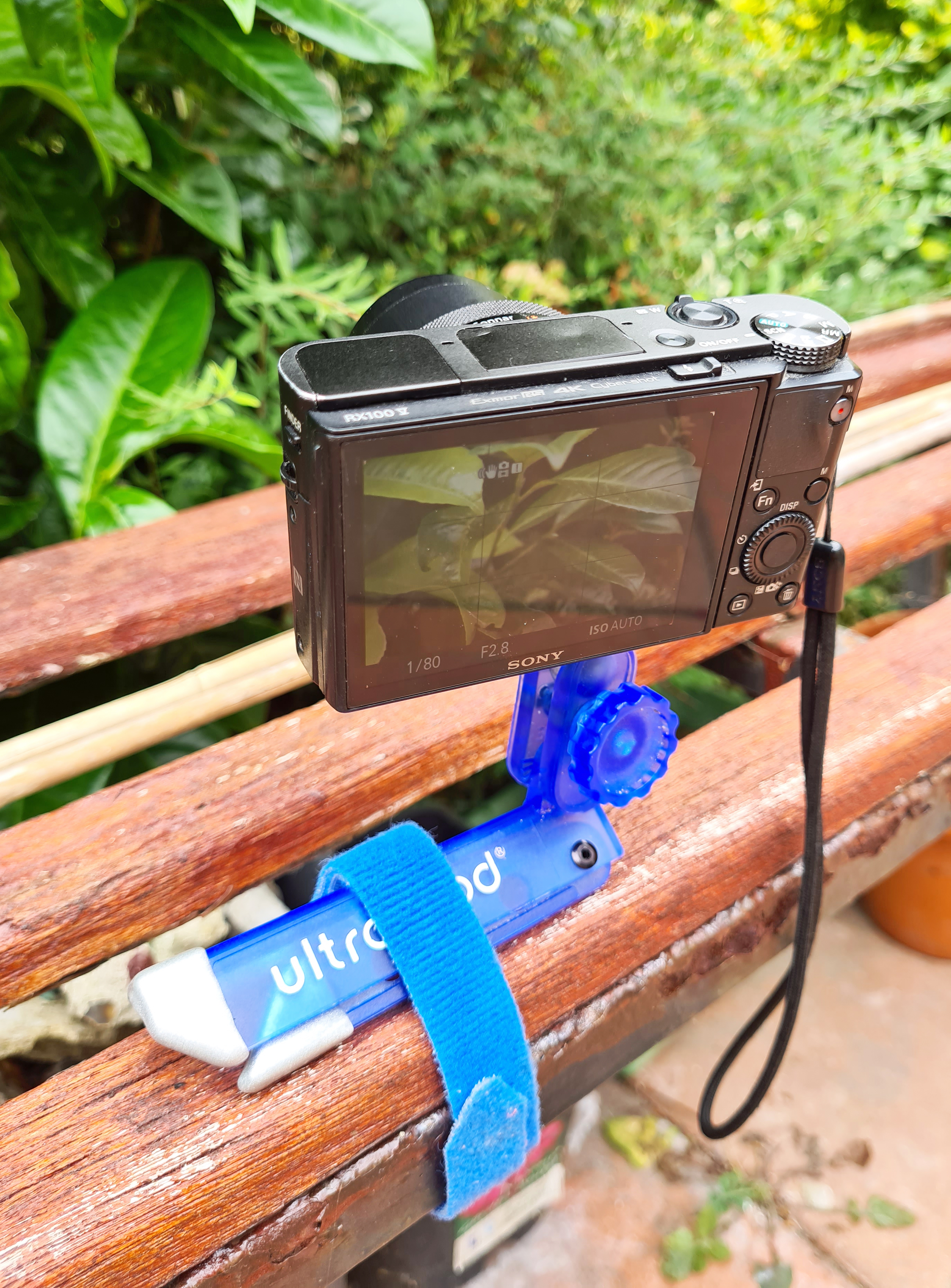 Ultrapod and Sony RX100M5