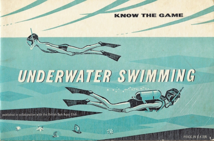 Know the Game- Underwater Swimming, 1962