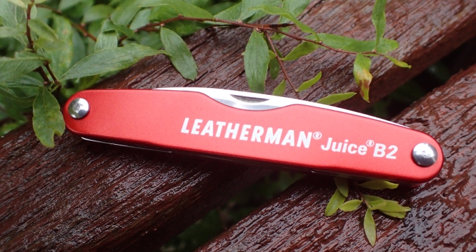 The Leatherman Juice B2 is a handsome knife, but is it any good?