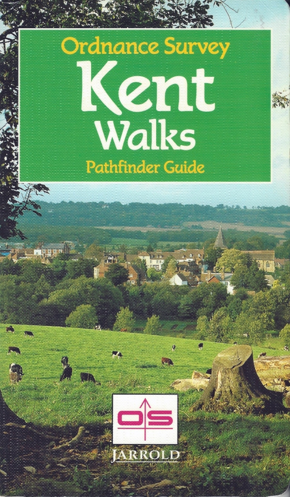 The Ordnance Survey Pathfinder Guide to Kent Walks. First published in 1993 by Ordnance Survey and Jarrold Publishing