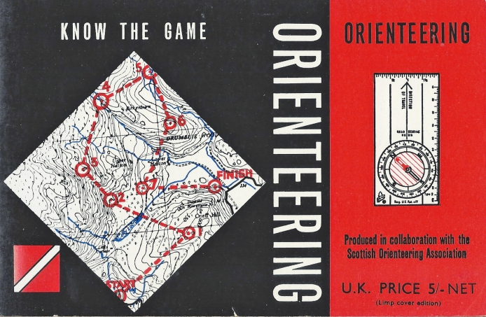 Know the Game- Orientering, 1965