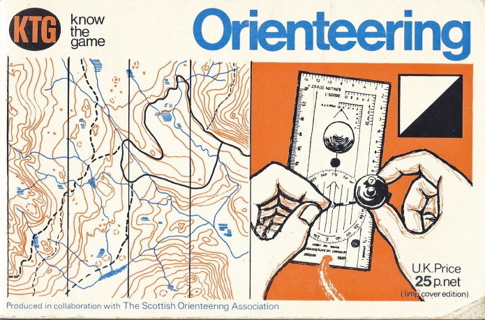 Know the Game-Orienteering, 1973 Completely Revised Edition