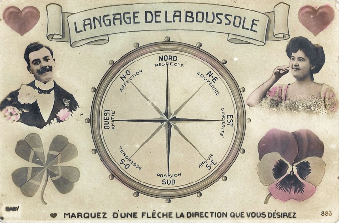 Langage de la Boussole- Language of the Compass