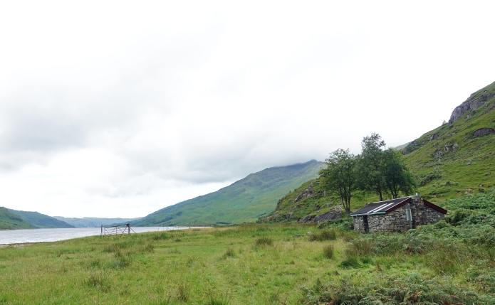 Sourlies is one of the best situated of all bothies. Western Highlands