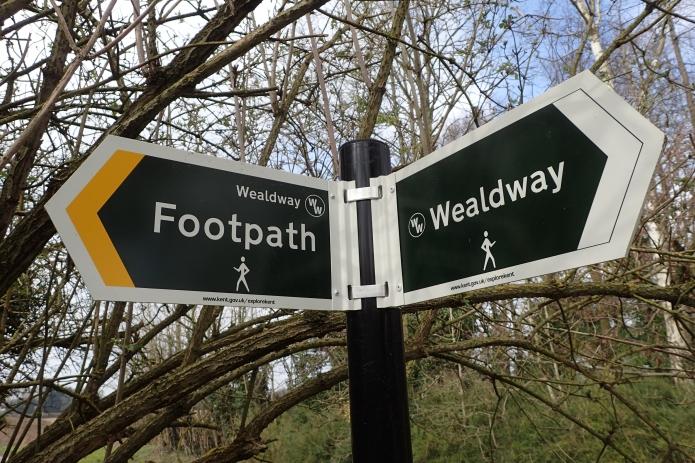 The Wealdway