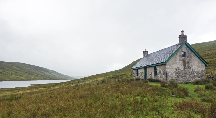 Knockdamph bothy