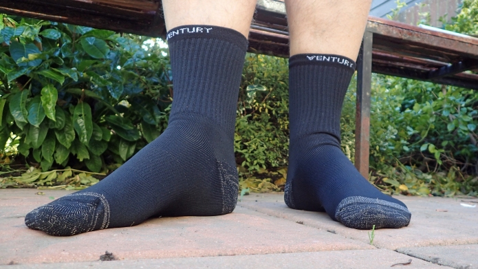 Silverlight Crew length socks