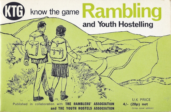 Rambling and Youth Hostelling, 1967
