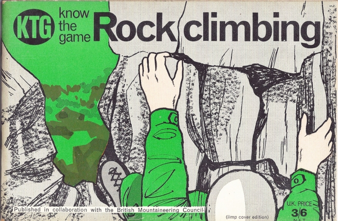 Know the Game- Rock climbing, 1968