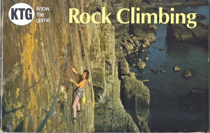 Know the Game- Rock climbing, 1991