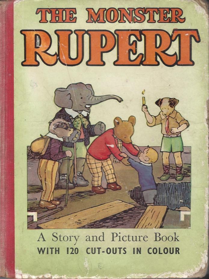 Monster Rupert