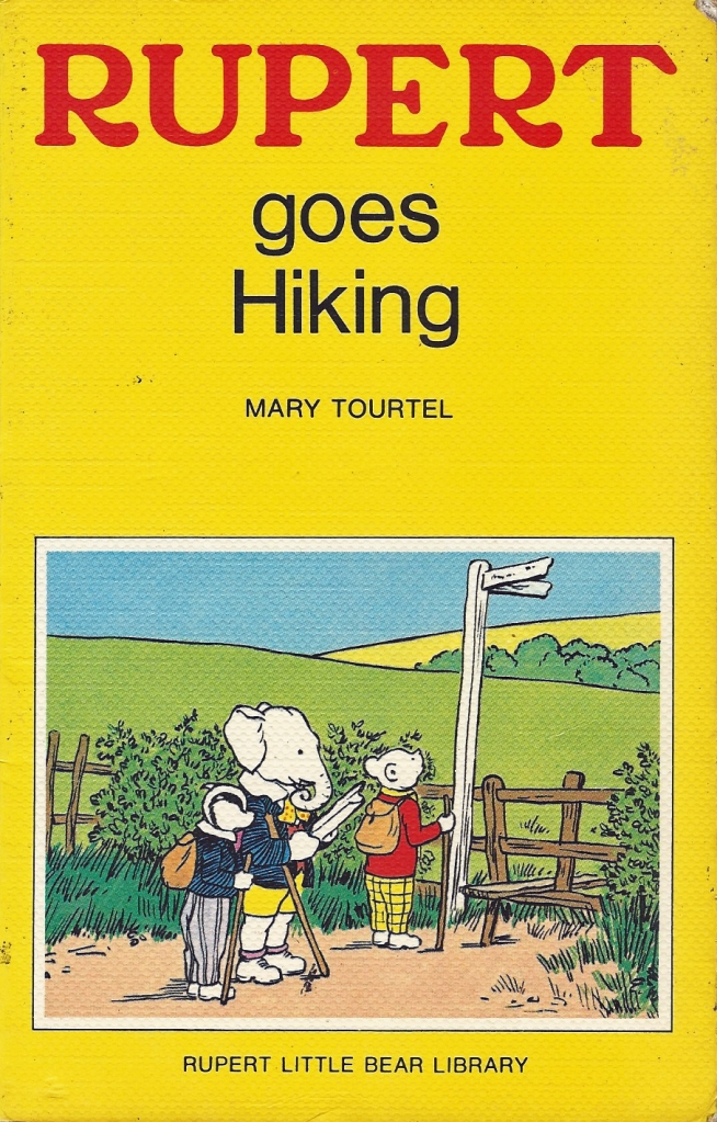 Rupert Goes Hiking