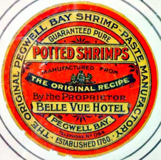 Pegwell Bay was once famous for its potted shrimp