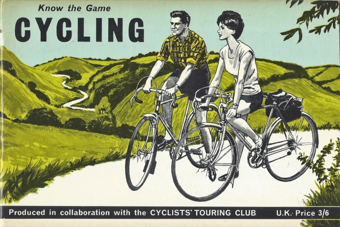Know the Game- Cycling. Produced in collaboration with the Cyclists' Touring Club, 1964