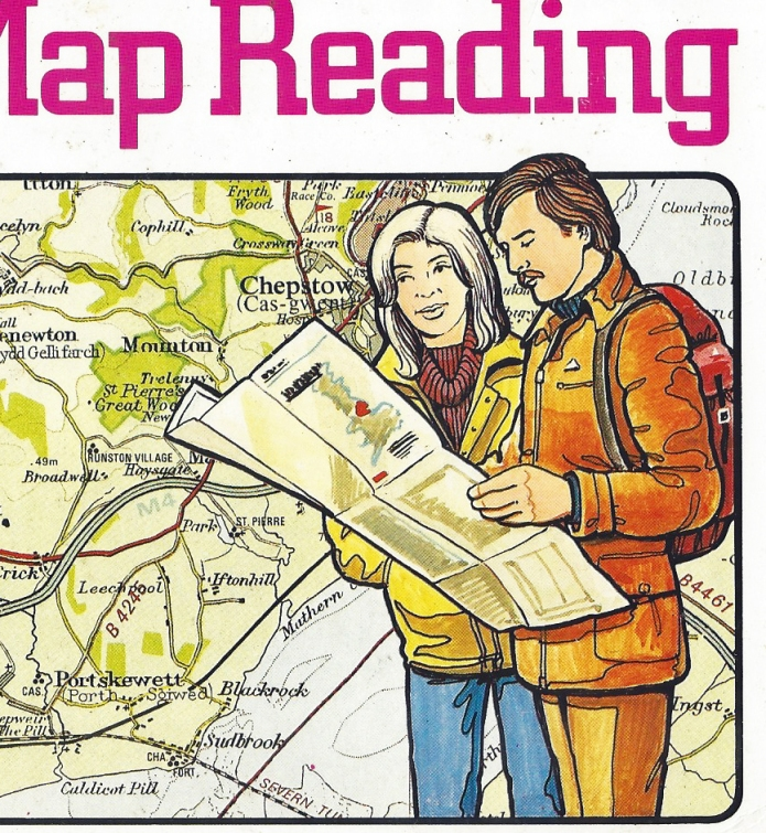 Map Reading, 1984