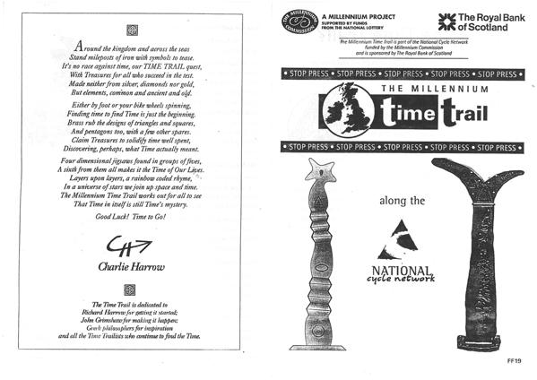 Charlie Harrow leaflet