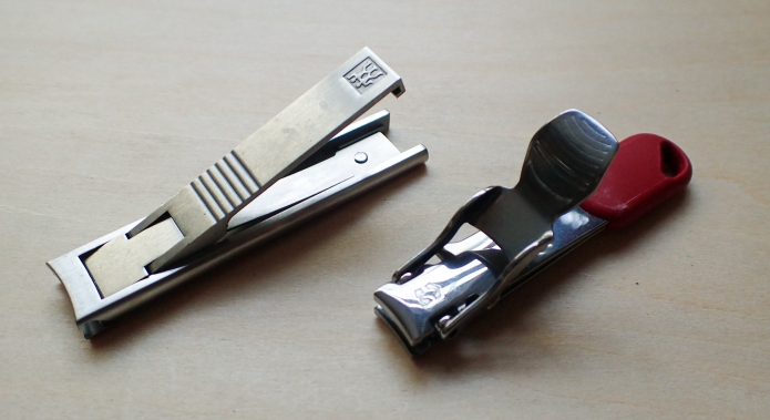 Lightweight options of nail clipper