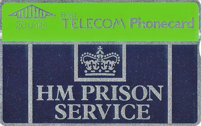 BT Phonecard for use in Prisons