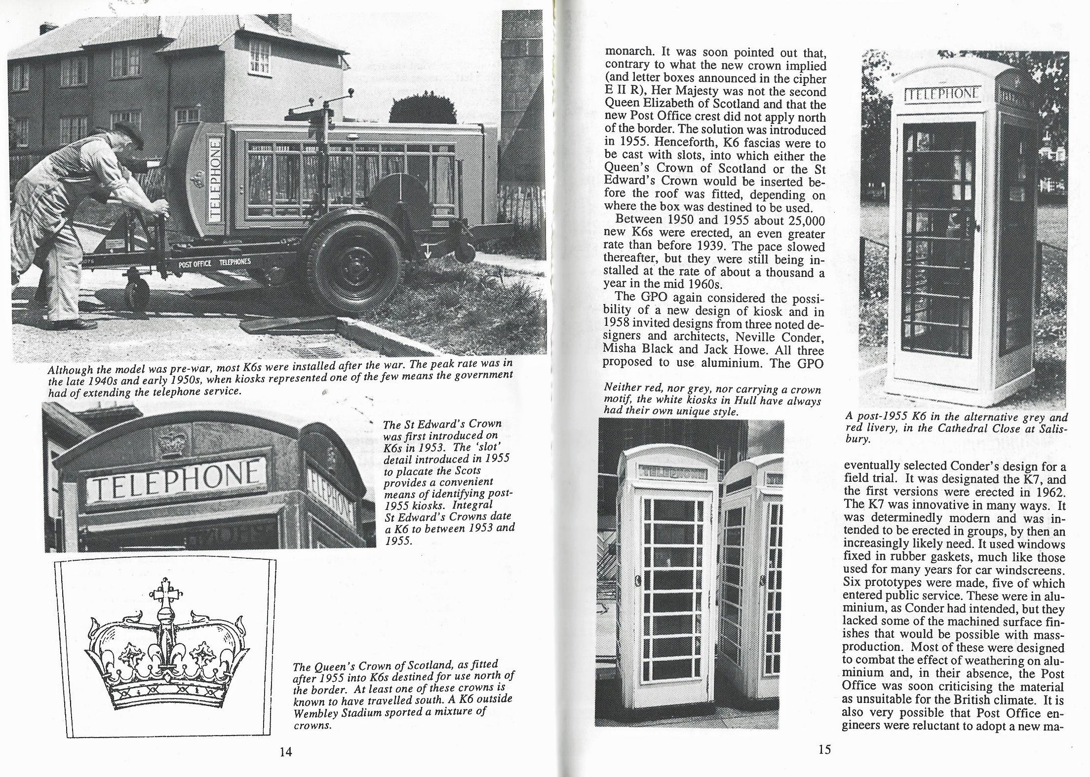 Telephone Boxes- Neil Johannessen