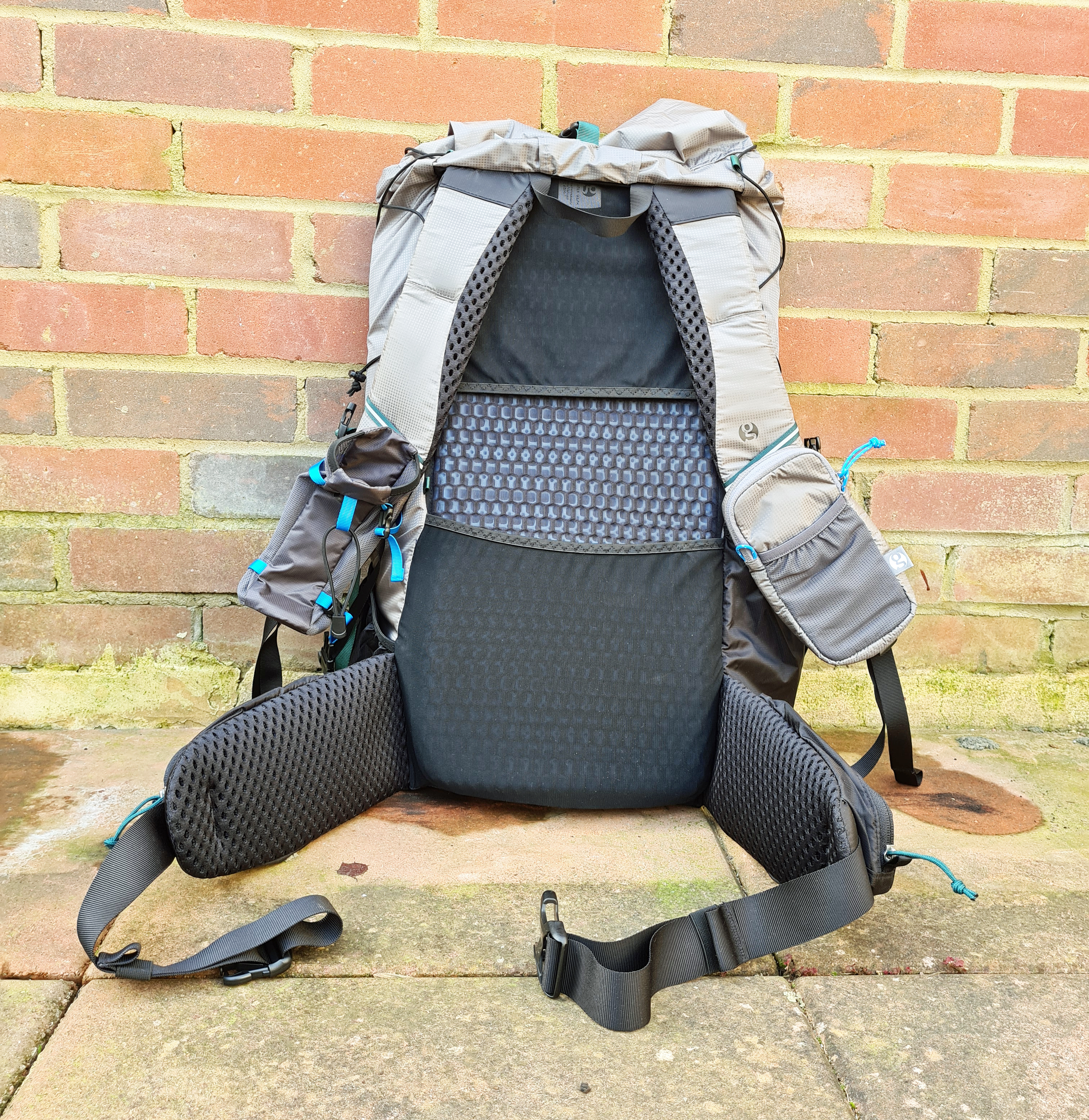 2020 Gossamer Gear G4-20 with Airlite pad