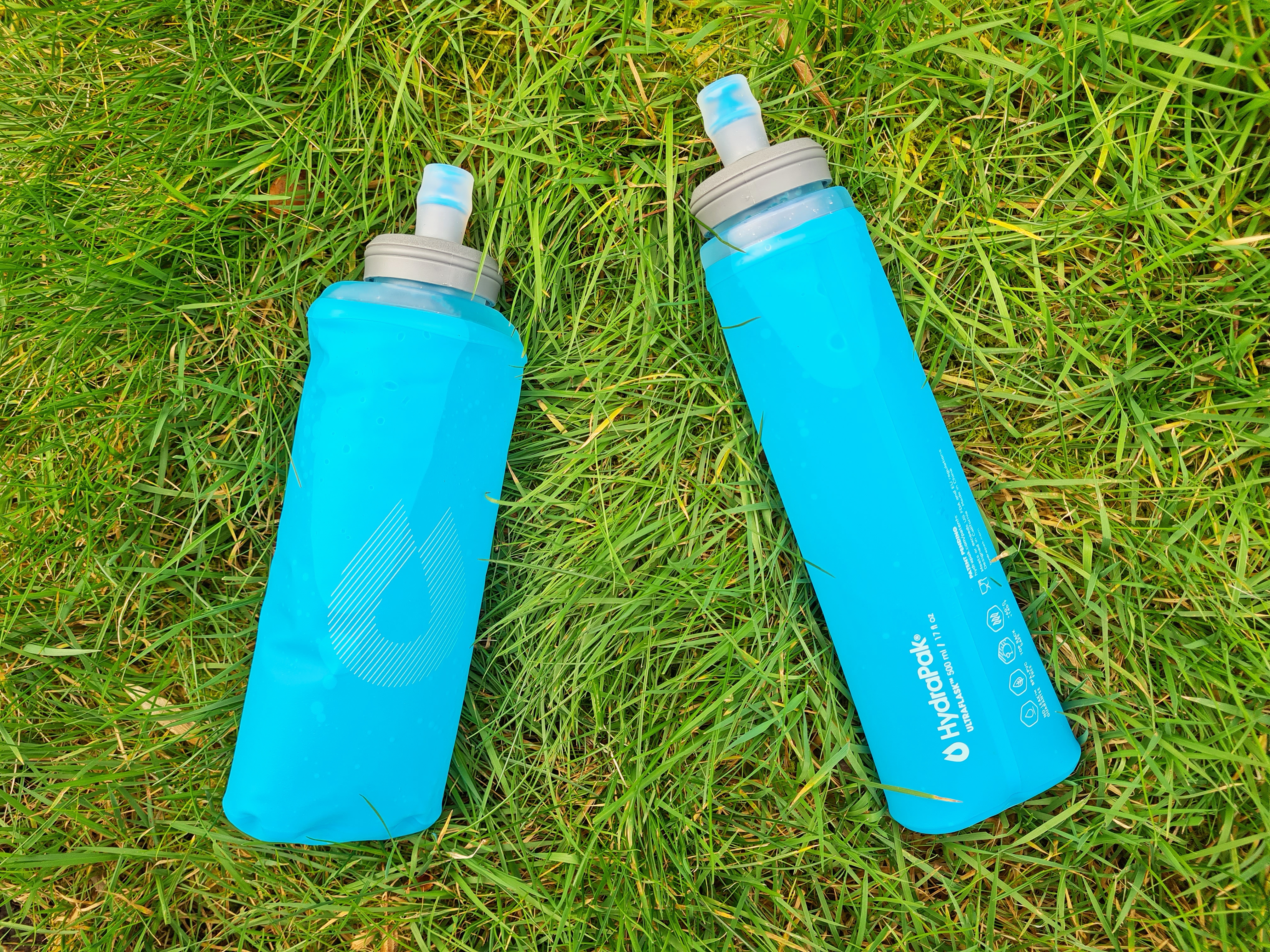 600ml and 500ml Ultraflasks from HydraPak
