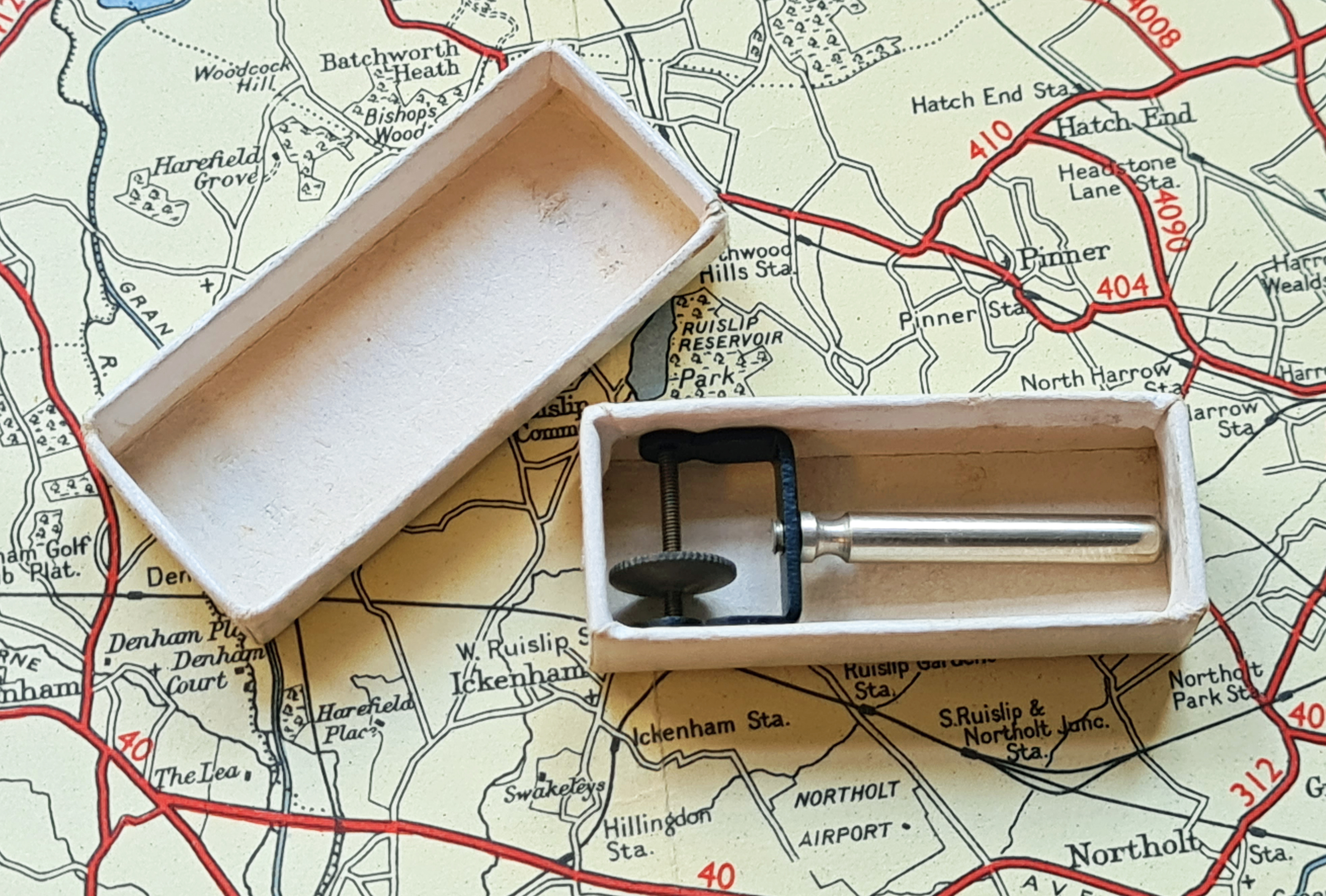 Smaller variant of the Univrsal Simplex Map Measurer