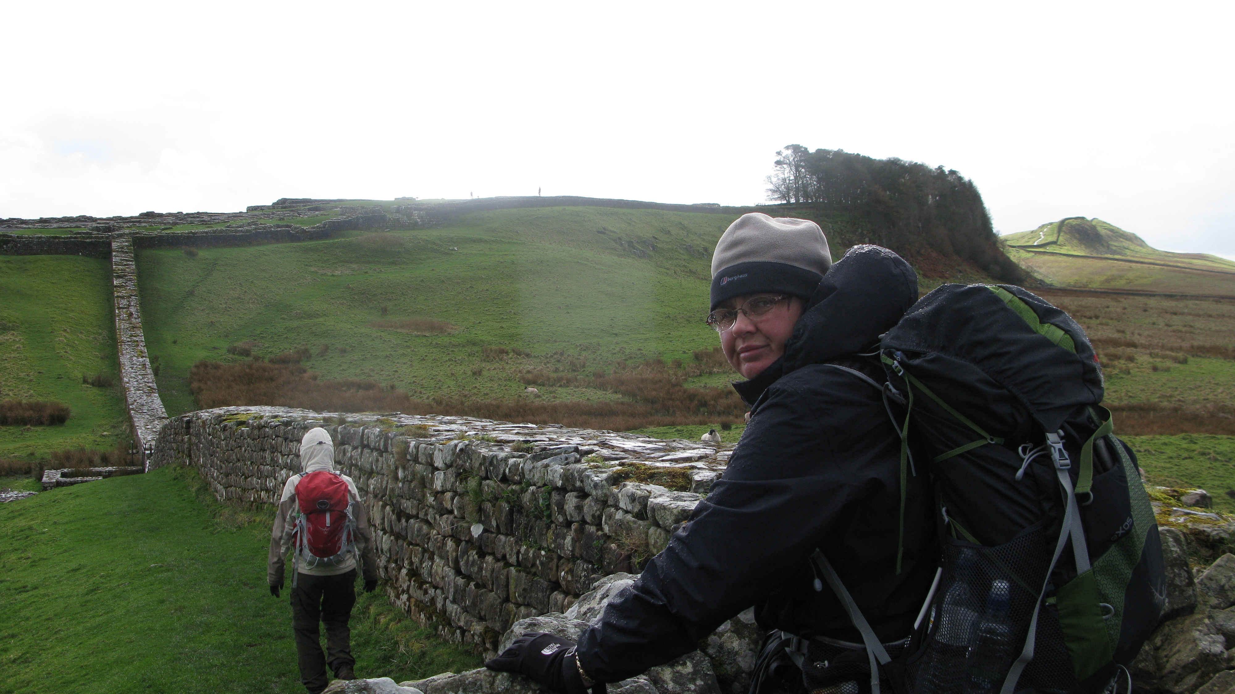 We returned to this part of the country in 2014 to walk the entirity of the Hadrian's Wall Path