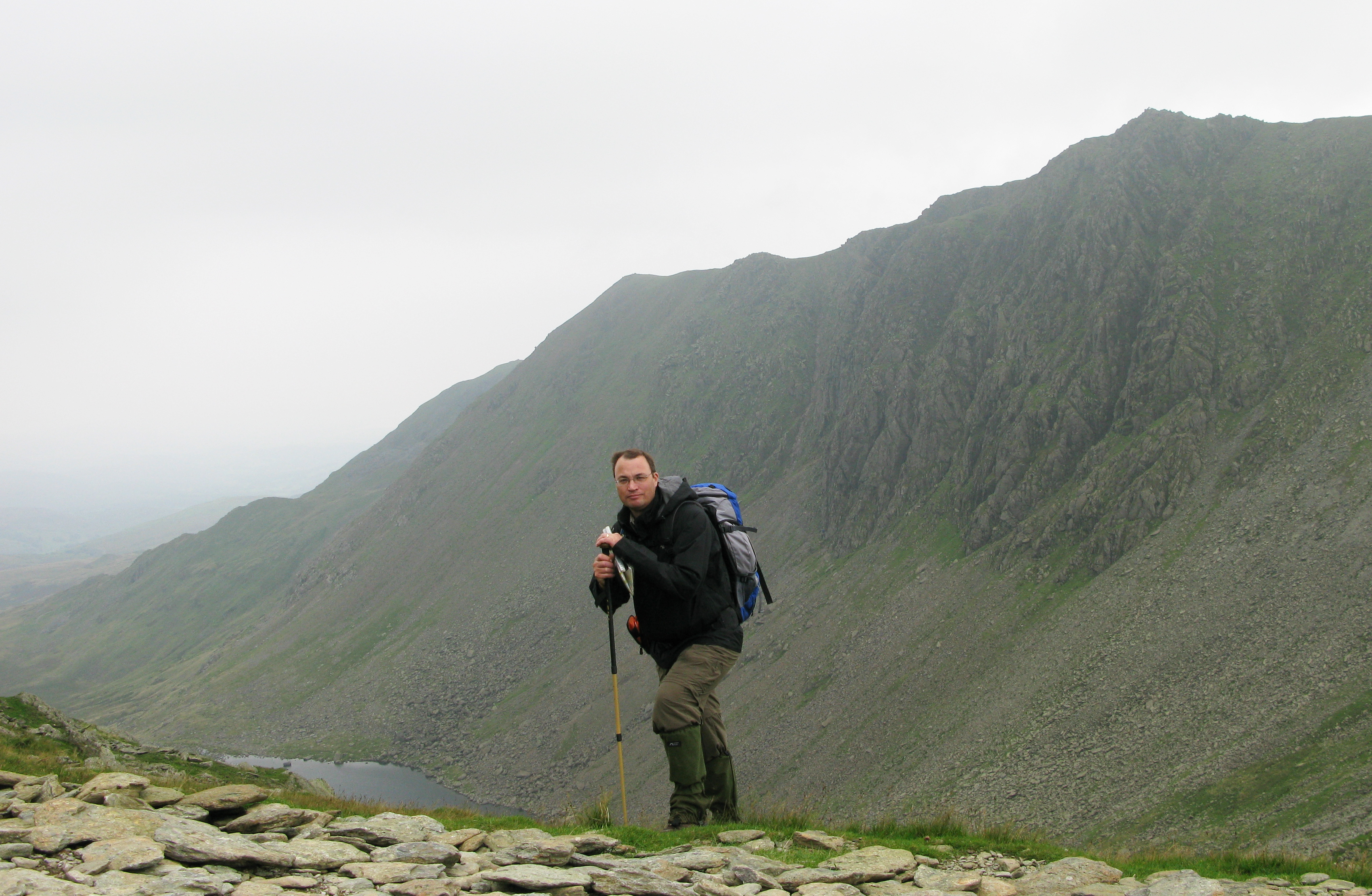 A different Wainwright every day, or three...