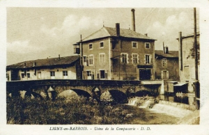 La Compasserie, Ligny en Barrois