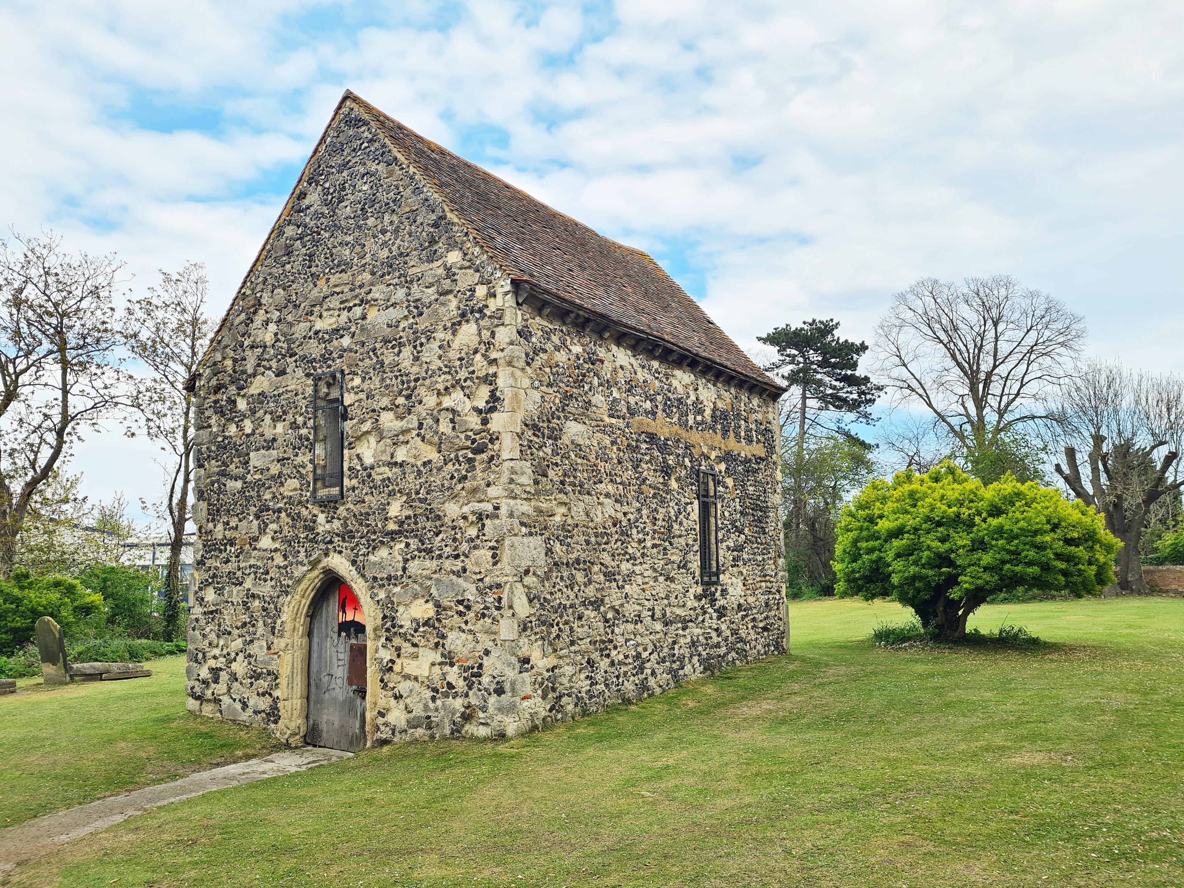 Murston (old) church