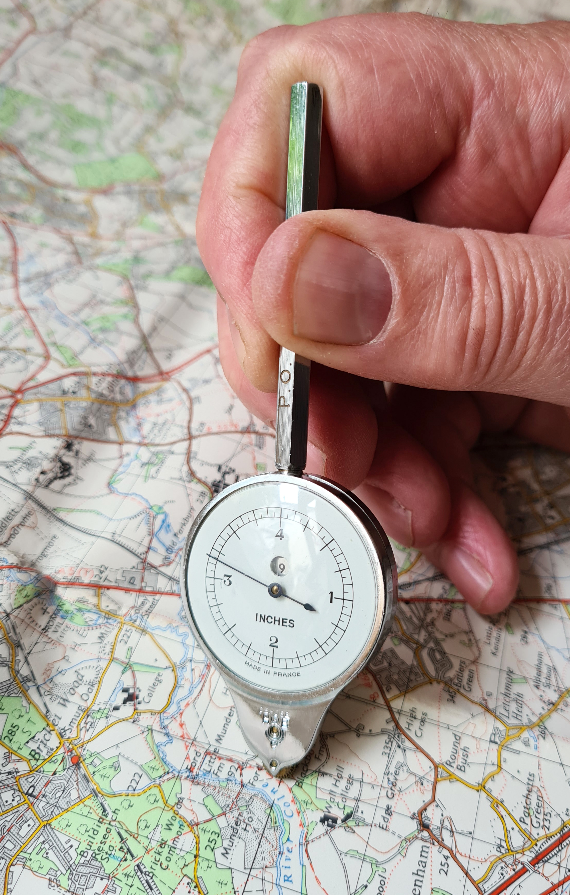 HB Curvimetre 52 MA