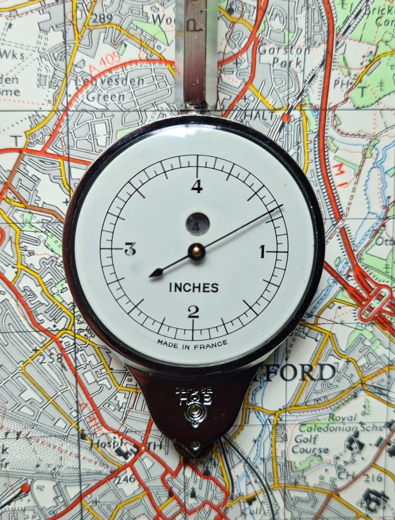 HB Curvimetre