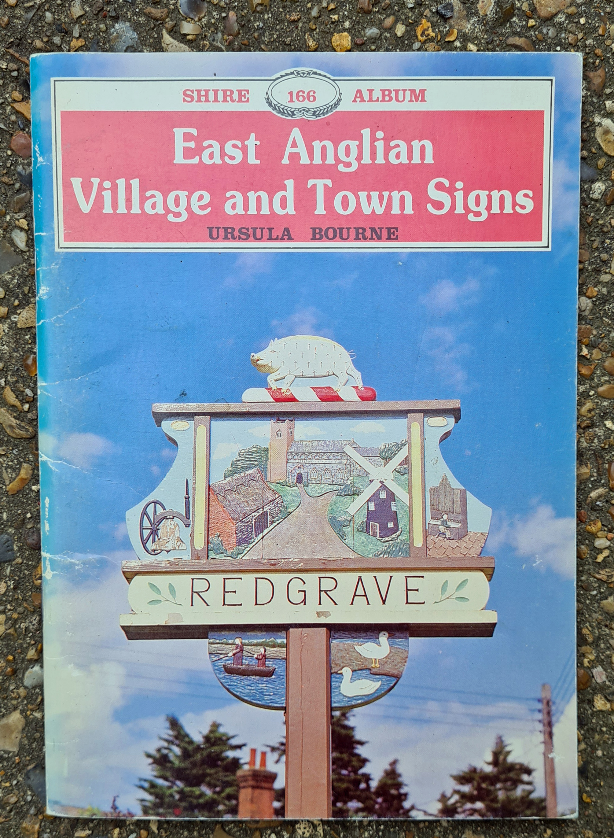 East Anglian Village and Town Signs, part of the Shire library