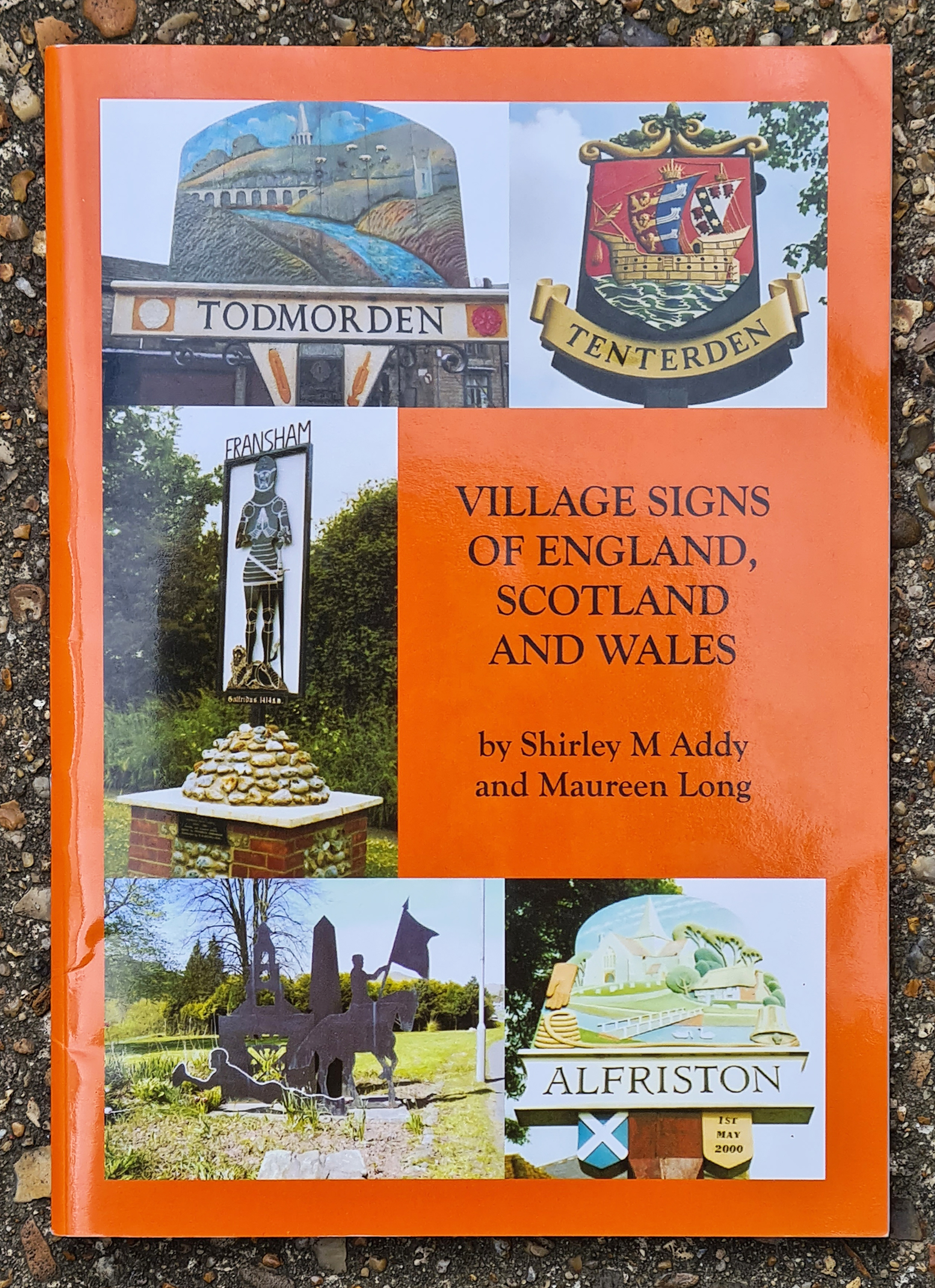Published in 2009, Village Signs of England, Scotland and Wales works well as an introduction to the subject