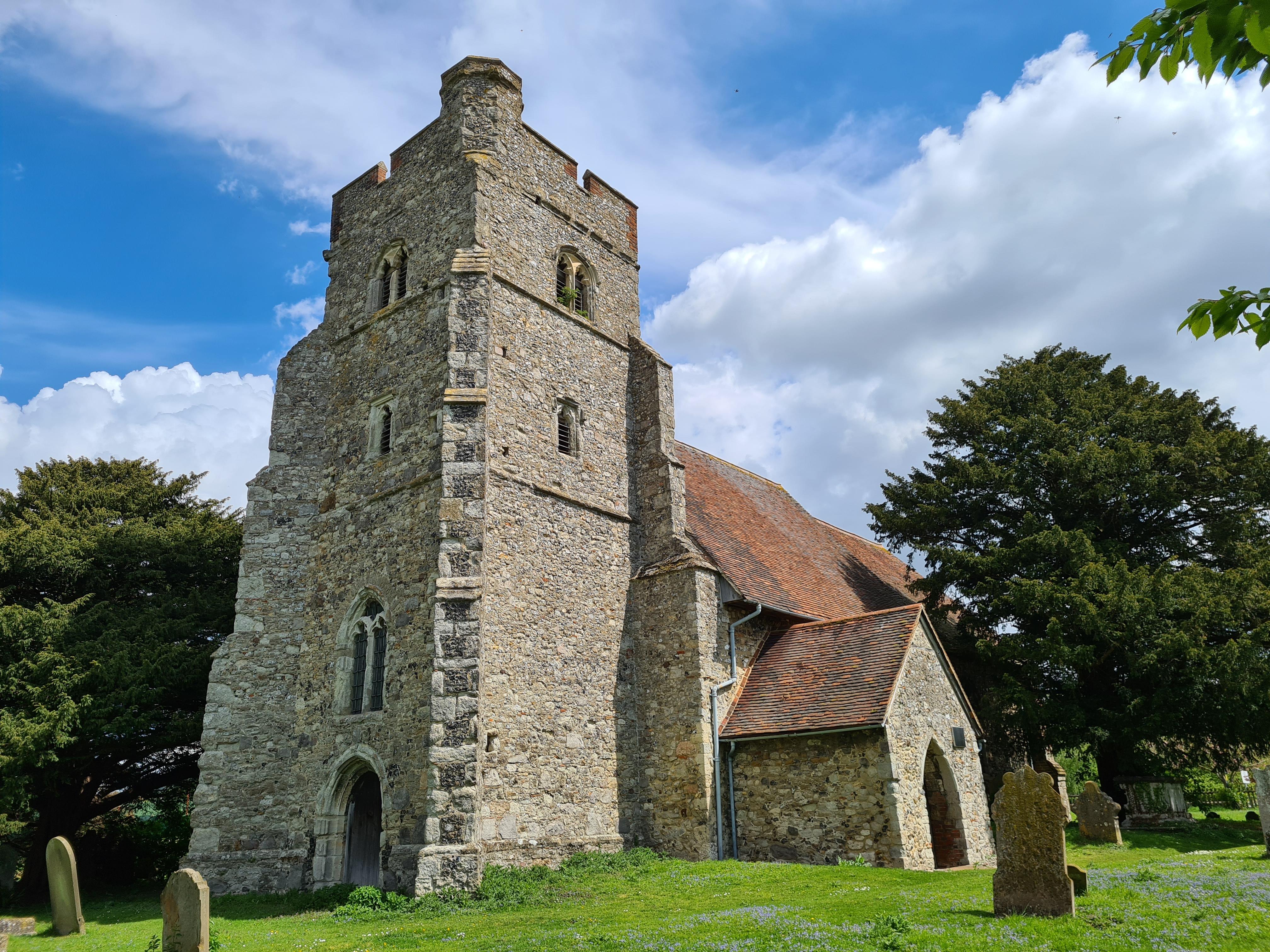 St. Mary, Burham