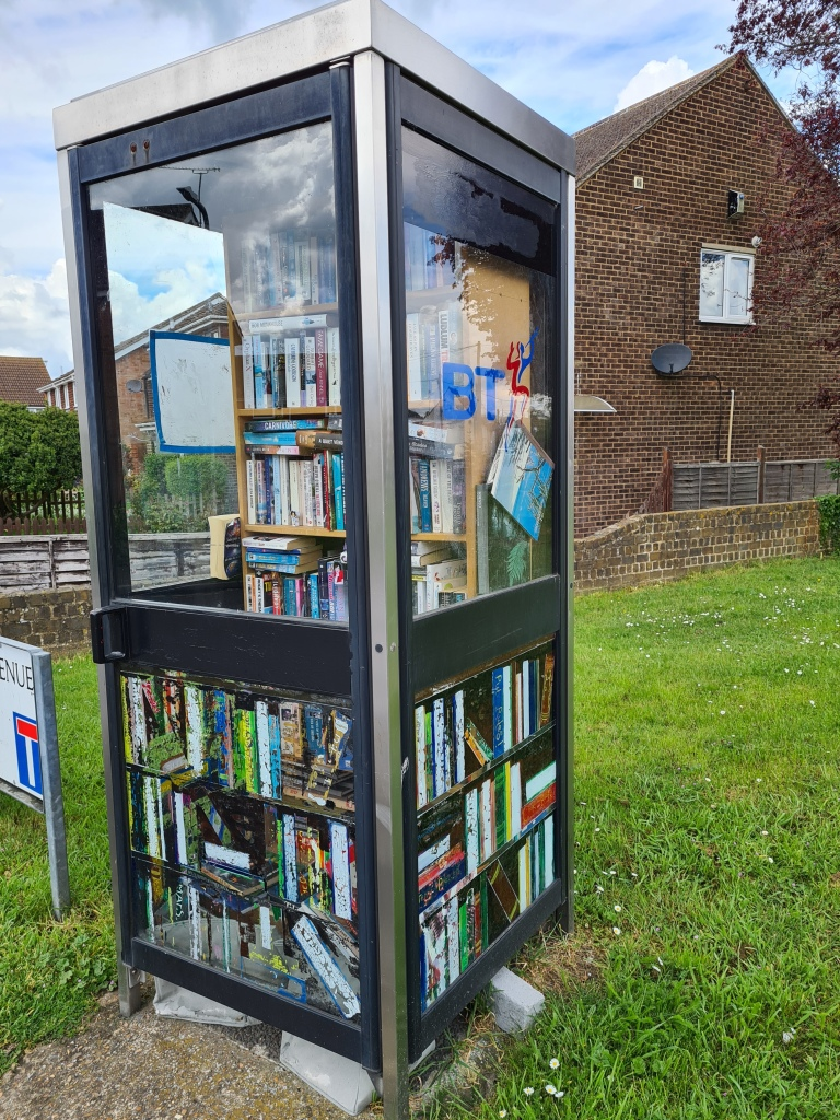 Locals book library