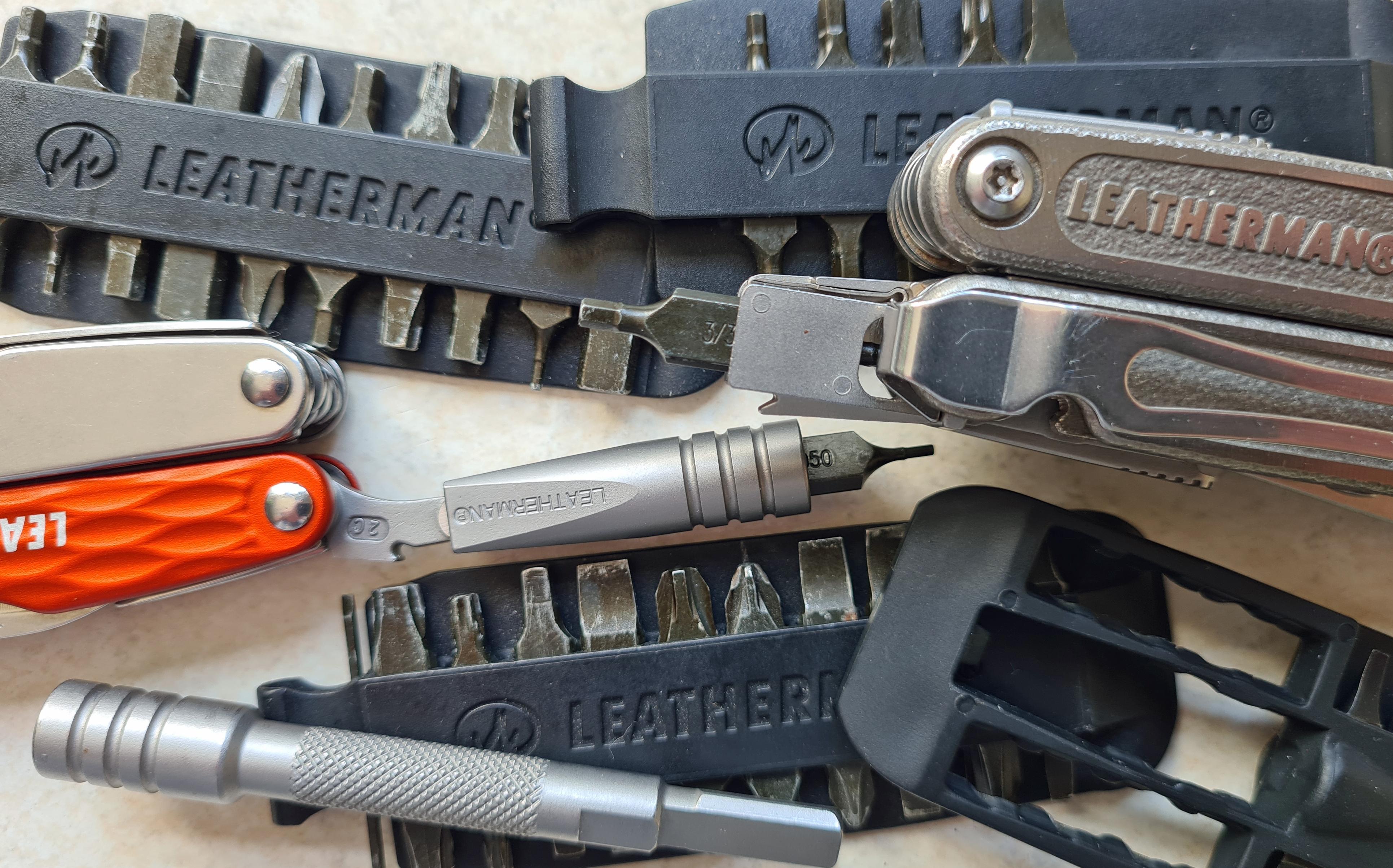 Leatherman accessories