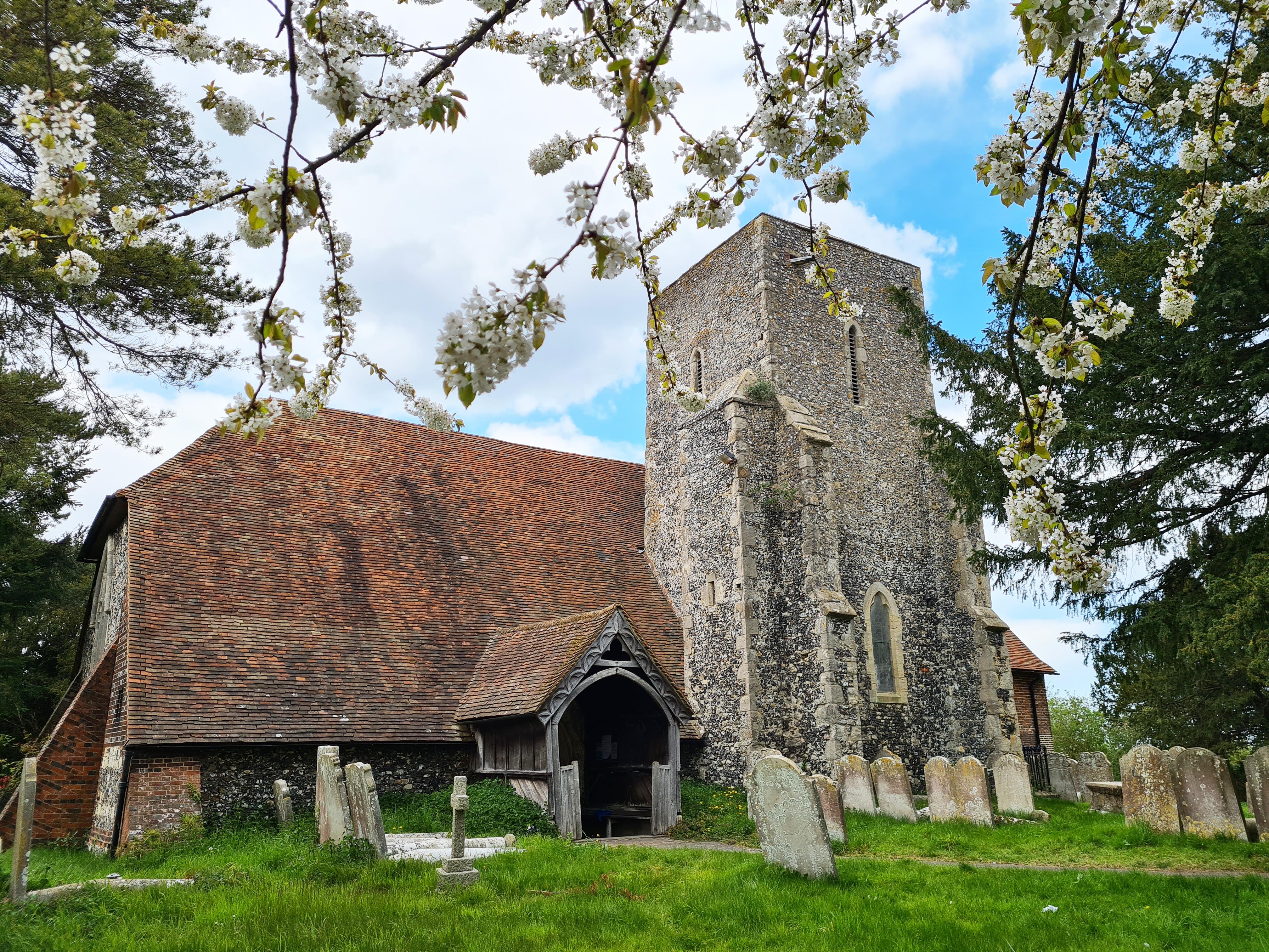 St Giles at Tonge