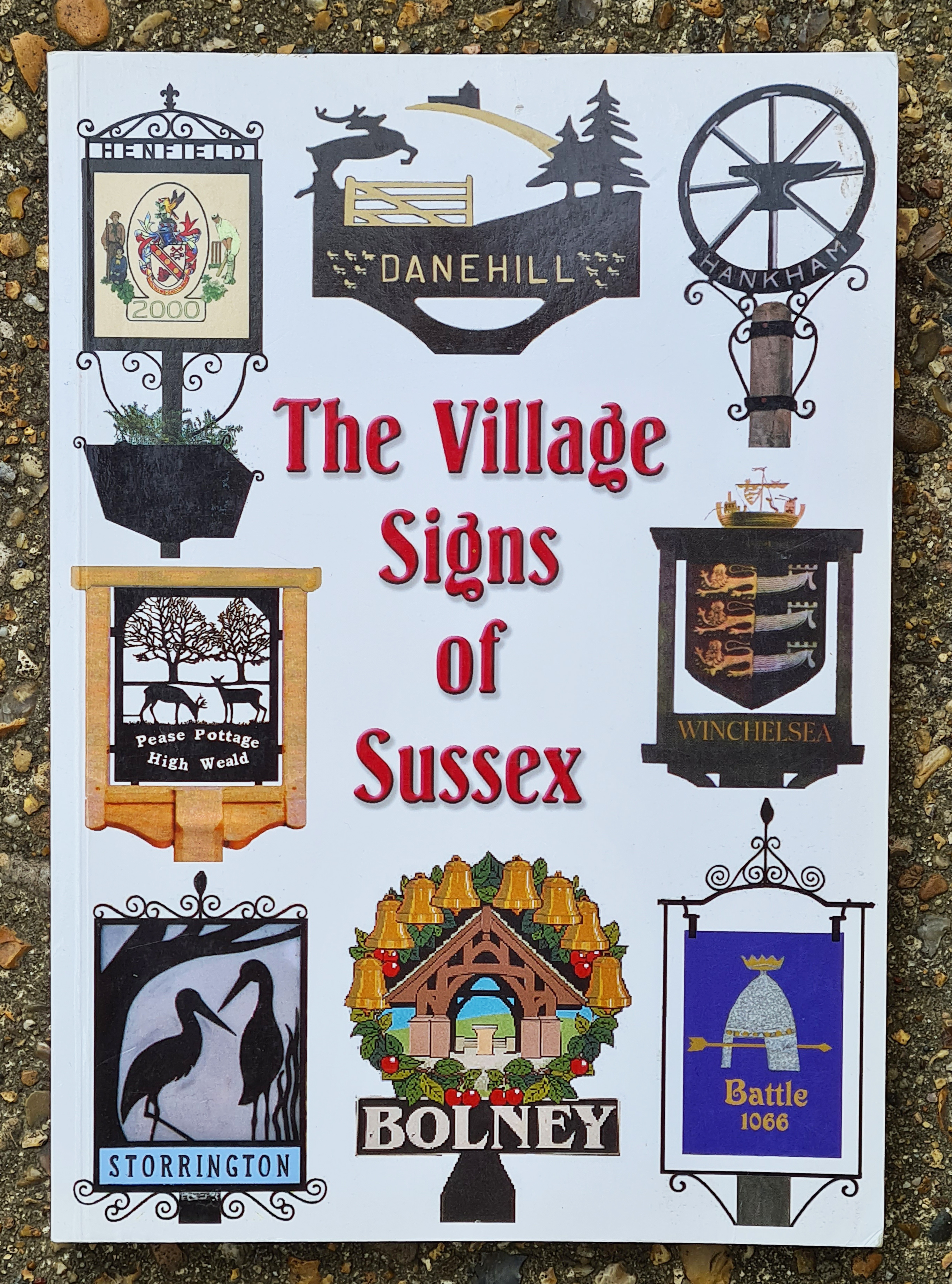 The Village Signs of Sussex