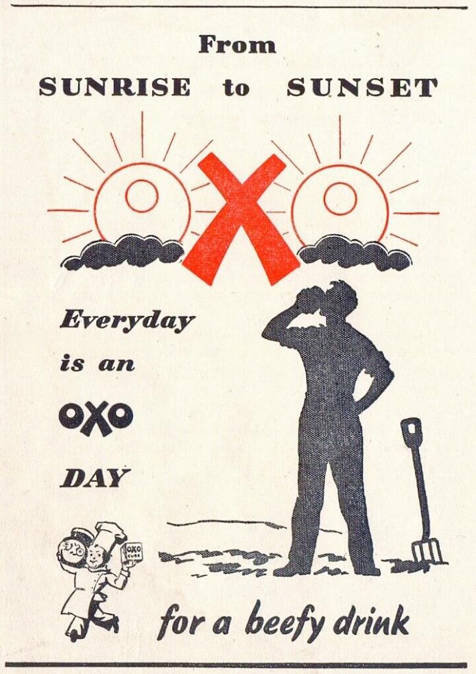 1950 advert