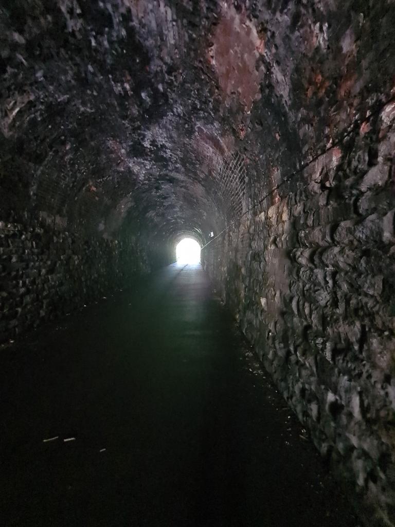Craigellachie railway tunnel