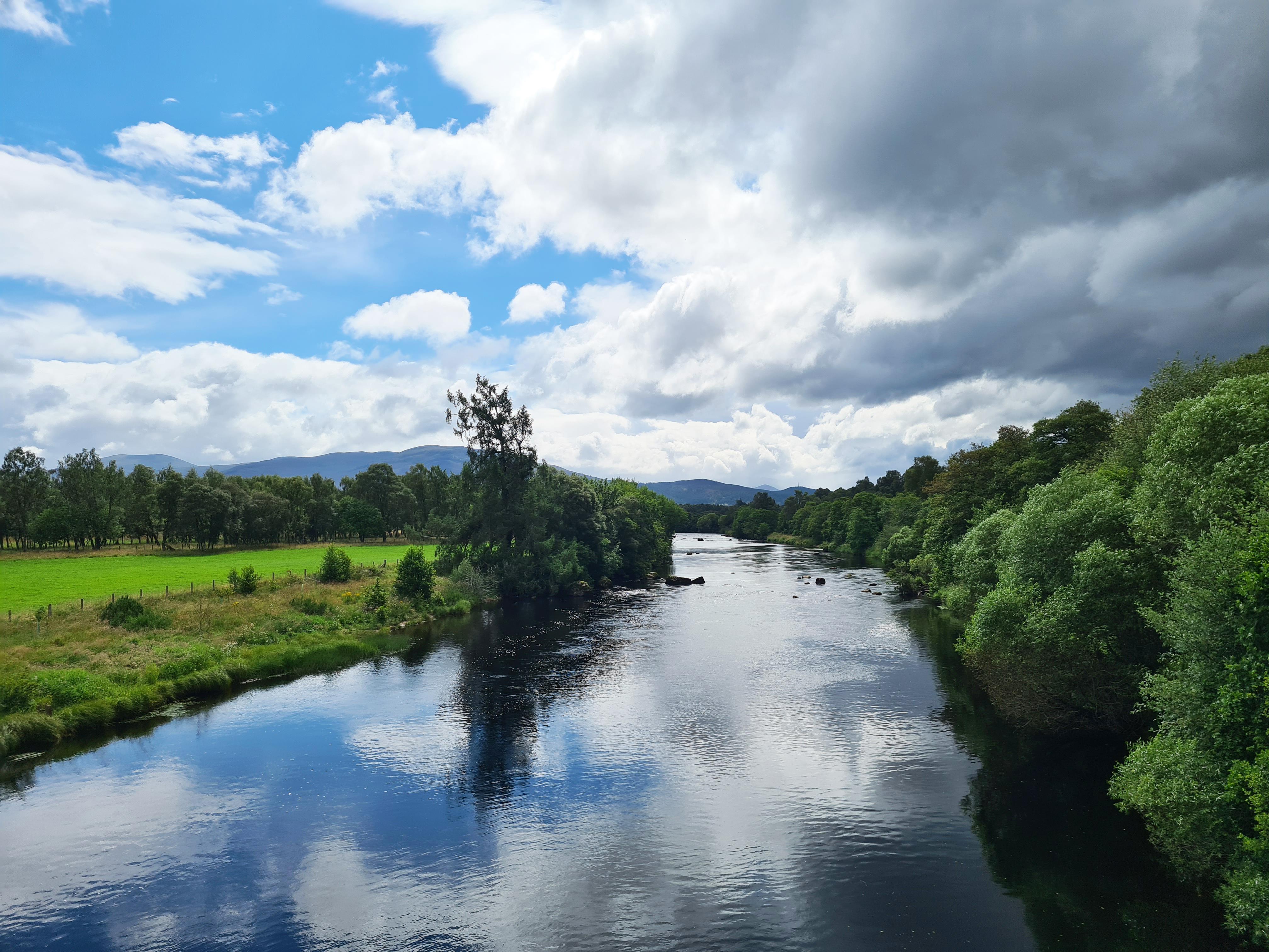 River Spey at Boat of Garten