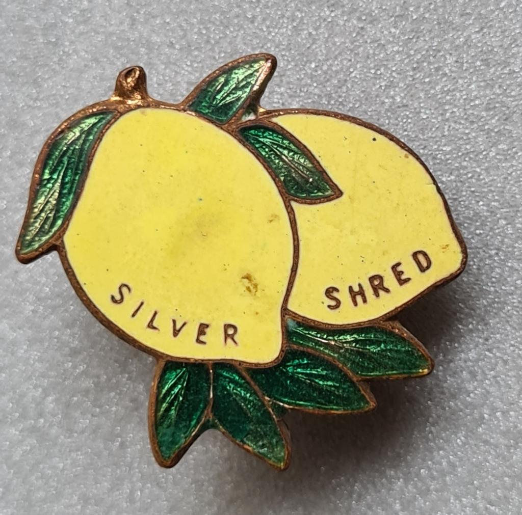 Silver Shred