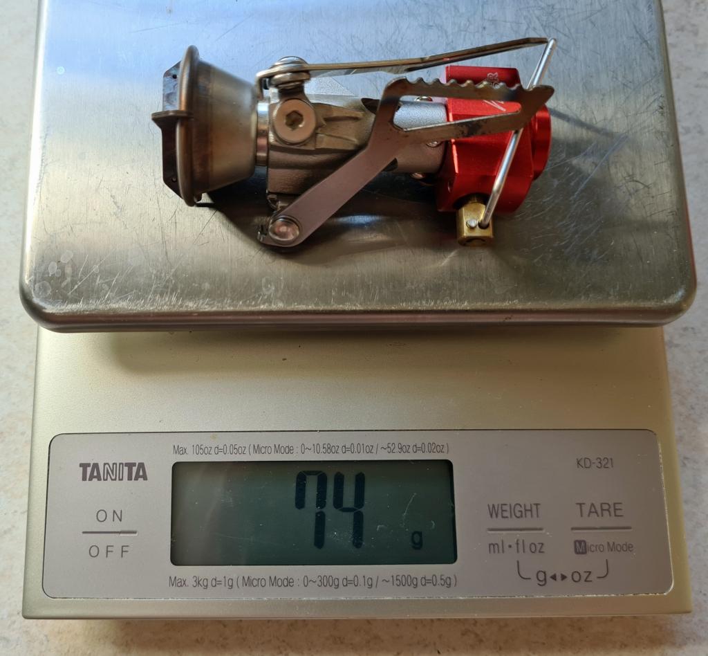 A true weight