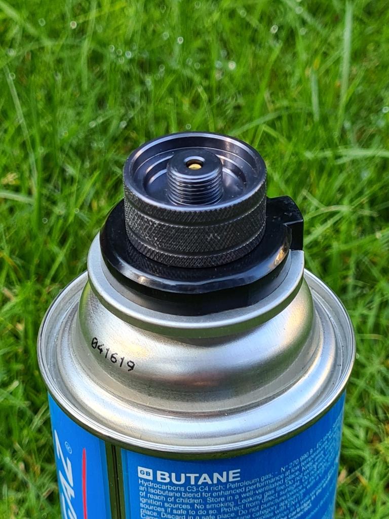 Butane adapter