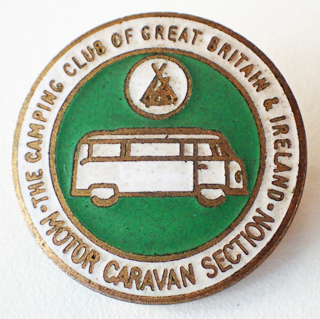 The Camping Clun of Great Britain & Ireland- Motor Caravan Section